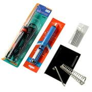 AGPtek Electric Soldering Iron Kit 8 in 1 60W 110V Soldering Pencil