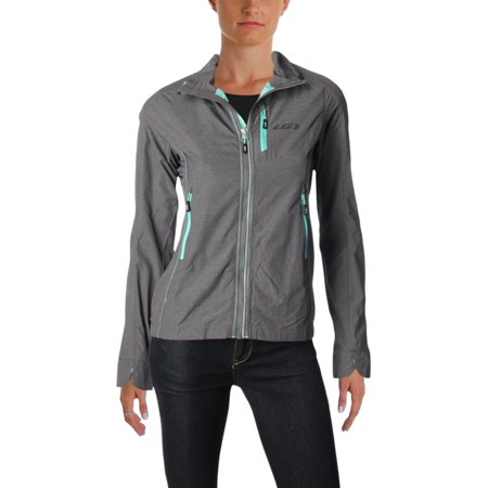 Louis Garneau Womens Mayday Spring Packable Windbreaker Jacket ()