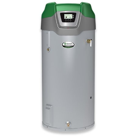 AO Smith GDHE-75 Grey 75 Gallon Whole House Residential Natural Gas Water (Ao Smith Promax Water Heater Temperature Adjustment)