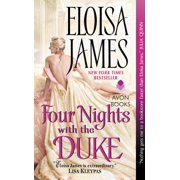 Desperate Duchesses: Four Nights with the Duke (Paperback)