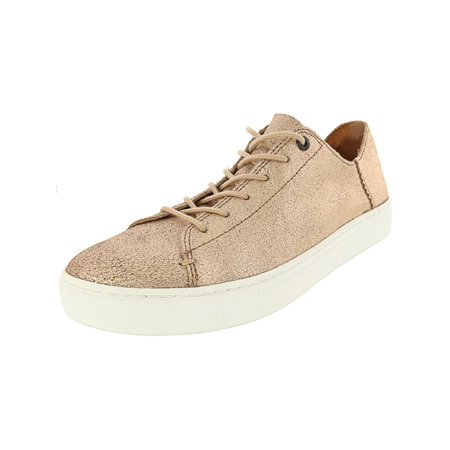 Toms Lenox Fashion Sneaker - 8.5M - Rose Gold / (Lenox Shoe)