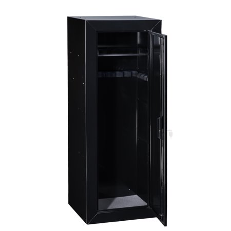 Stack-On 14 Gun Security Cabinet, Black