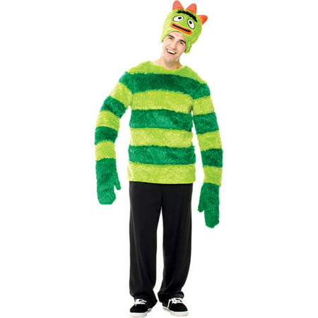 Yo Gabba Gabba Brobee Adult Halloween Costume for $<!---->