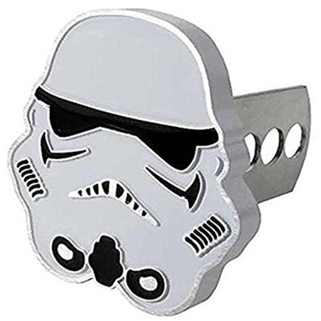 PlastiColor P23-002280R01 Star Wars Storm Trooper Hitch Cover - image 1 of 1