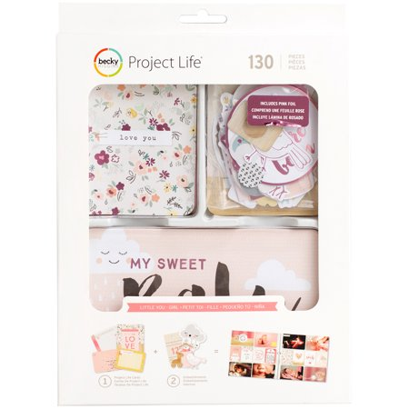 Project Life Halloween Kit (Project Life Value Kit 81/Pkg Little You)
