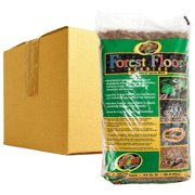 Zoo Med Forest Floor Cypress Mulch BULK - 72 Quarts - (3 x 24 Quart)