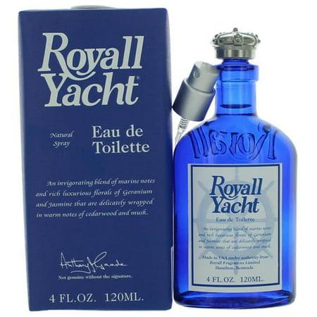 Royall Fragrances amryach4s 4 oz Eau De Toilette Spray for (Royall Fragrances Spray)