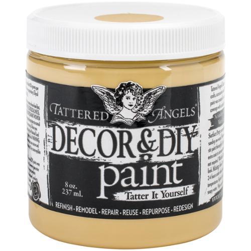 Decor & Diy Paint Cup 8Oz-Goldie