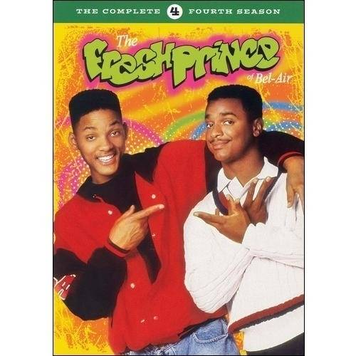 The Fresh Prince Of Bel-Air: The Complete Fourth Season (Full Frame)