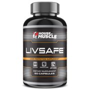 Best Liver Cleanse Supplements - House Of Muscle LivSafe -- Liver Protection Supplement Review