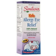 Similasan Kids Allergy Eye Relief Sterile Drops 10 mL (Pack of 2)