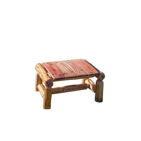 Furniture Barn USA™ Red Cedar Log