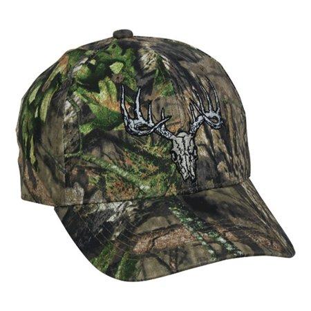 Mossy Oak Country Deer Skull Hunting Hat