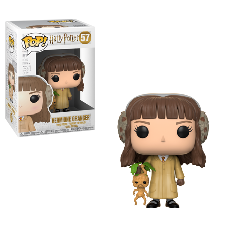 Funko POP Harry Potter: Hermione Granger (Herbology) (Dora Pop)