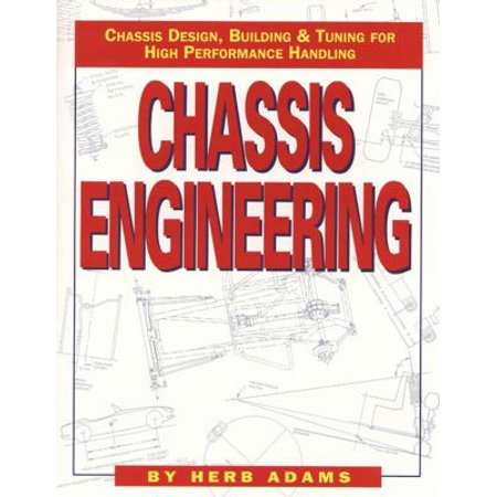 Chassis Engineering Chassis Design  Building   Tuning For High Performance Handling