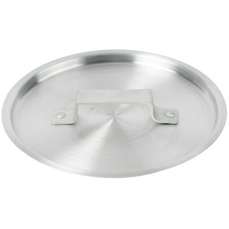 100 Quart Stock Pot - 100 Qt Aluminum Stock Pot Lid/Case of 3