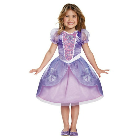 Sofia The Next Chapter Classic Toddler Costume - Toddler - Sofia Costumes