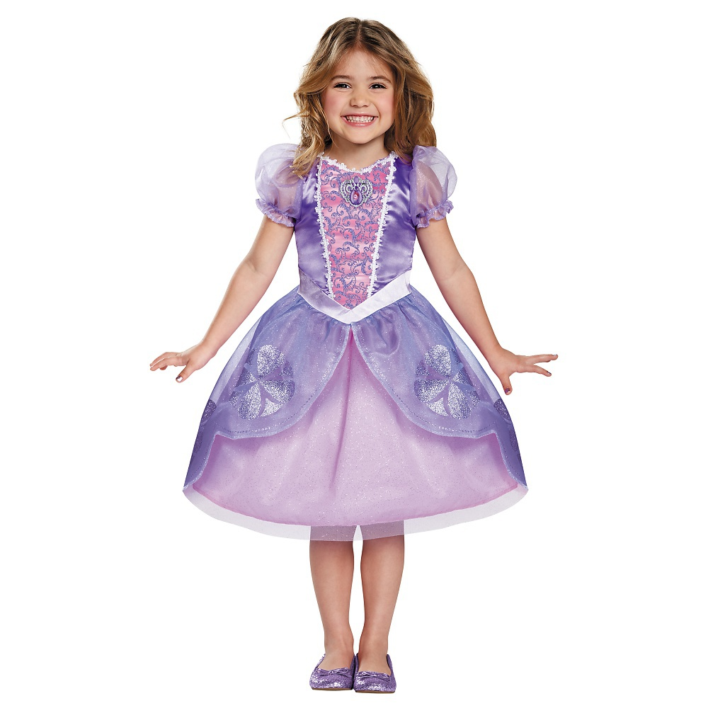 Sofia The Next Chapter Classic Toddler Costume - Toddler Small