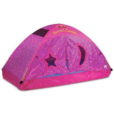 Pacific Play Tents Secret Castle Bed Tent, Twin
