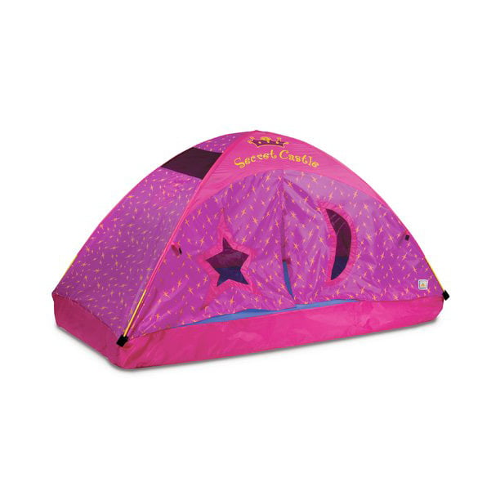 Pacific Play Tents Secret Castle Bed Tent Twin Walmart Com
