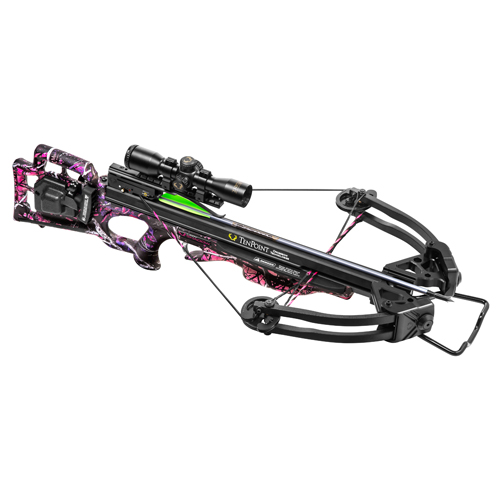TenPoint Crossbow Technologies Lady Shadow w Package Muddy Girl Camo AcuDraw 50 CB15018-9521 by Tenpoint Crossbow