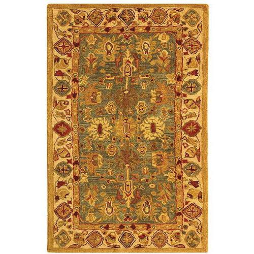 Safavieh Anatolia Stacy Hand-Tufted Wool Area Rug