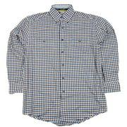 Wrangler Mens George Strait Collection Long Sleeve Shirt Medium