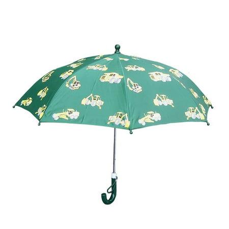 Construction Umbrella (Green Construction Boys)