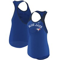 Toronto Blue Jays Nike Women's Wordmark Legend Tank Top - Royal