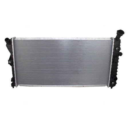 BROCK Radiator Assembly Replacement for Buick Century Regal Chevrolet Impala Monte Carlo 89018542 1973 Chevrolet Impala Radiator