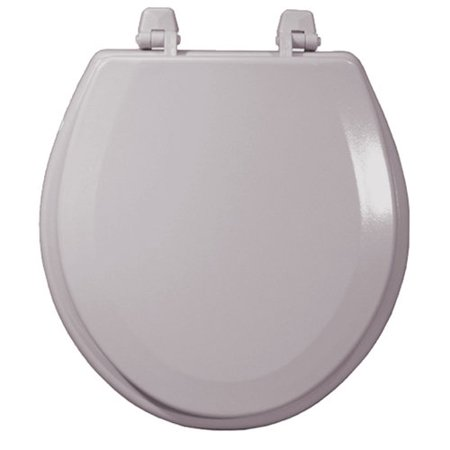 Molded Wood Toilet Seat Tender Gray Walmart Com