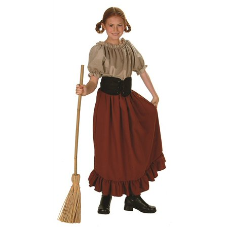 Renaissance Peasant Girl Costume Child Renaissance Peasant Girl