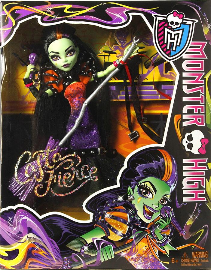 Monster High Casta Fierce Doll by