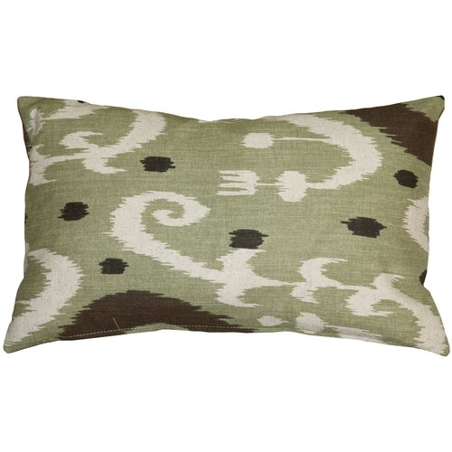Pillow Decor Indah Ikat Lumbar Pillow by