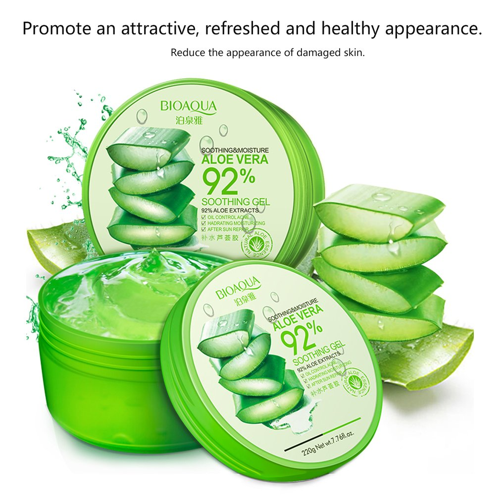 Pure Natural Fresh Cool Moisturiser Moisturizing Anti Acn...