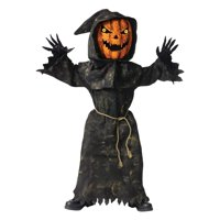 Bobble Head Pumpkin Child Halloween Costume