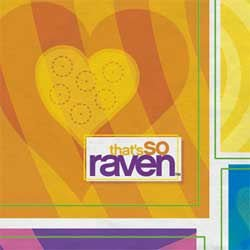 That's So Raven Small Napkins - That's So Raven Halloween Special