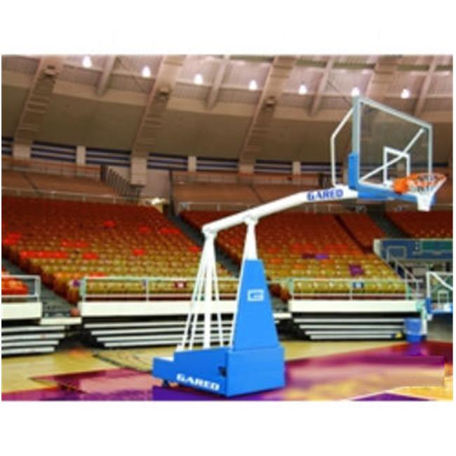 Gared Sports 9405 5 ft. Extension Hoopmaster Portable Basketball System
