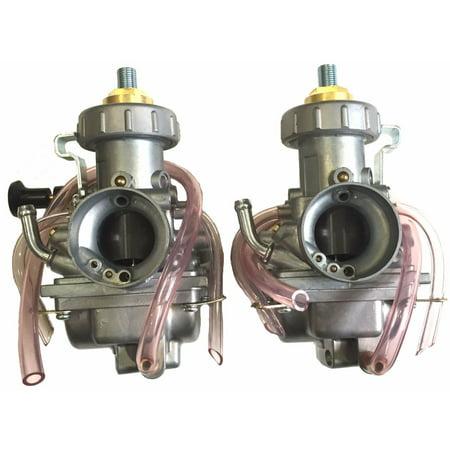 350 Banshee (Yamaha Banshee 350 Carburetor 1987-2006 350 YFZ 350 RIGHT & LEFT SIDE CARB)