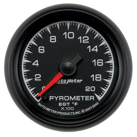 AutoMeter 5945 ES Electric Pyrometer Gauge Kit
