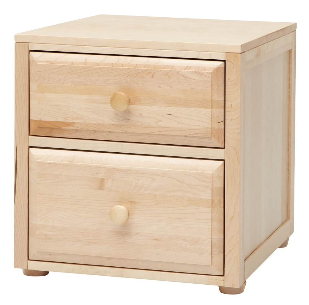 Kids 2 Drawer Night Stand