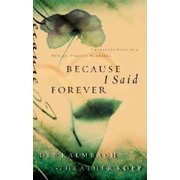 Because I Said Forever - eBook