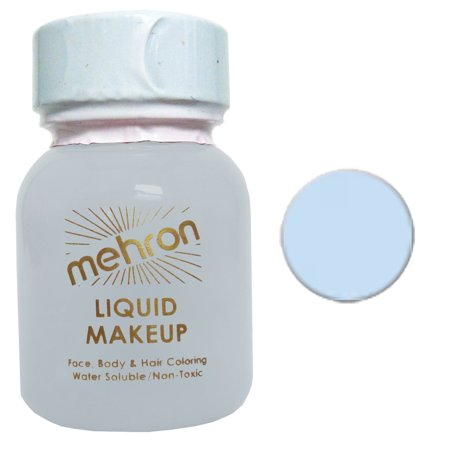 Mehron Liquid Face and Body Painting Makeup 1 - Best Halloween Face Makeup