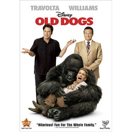 Old Dogs (DVD)](Halloween Movies For 12 Year Olds)