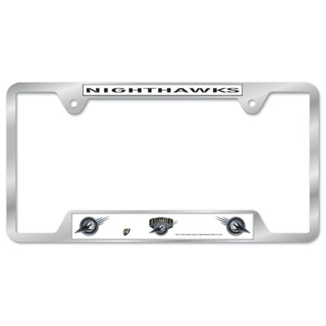 Omaha Nighthawks Metal License Plate - image 1 de 1