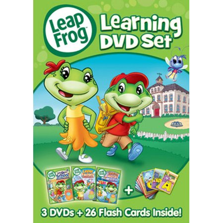 Leapfrog Learning DVD Set (DVD)