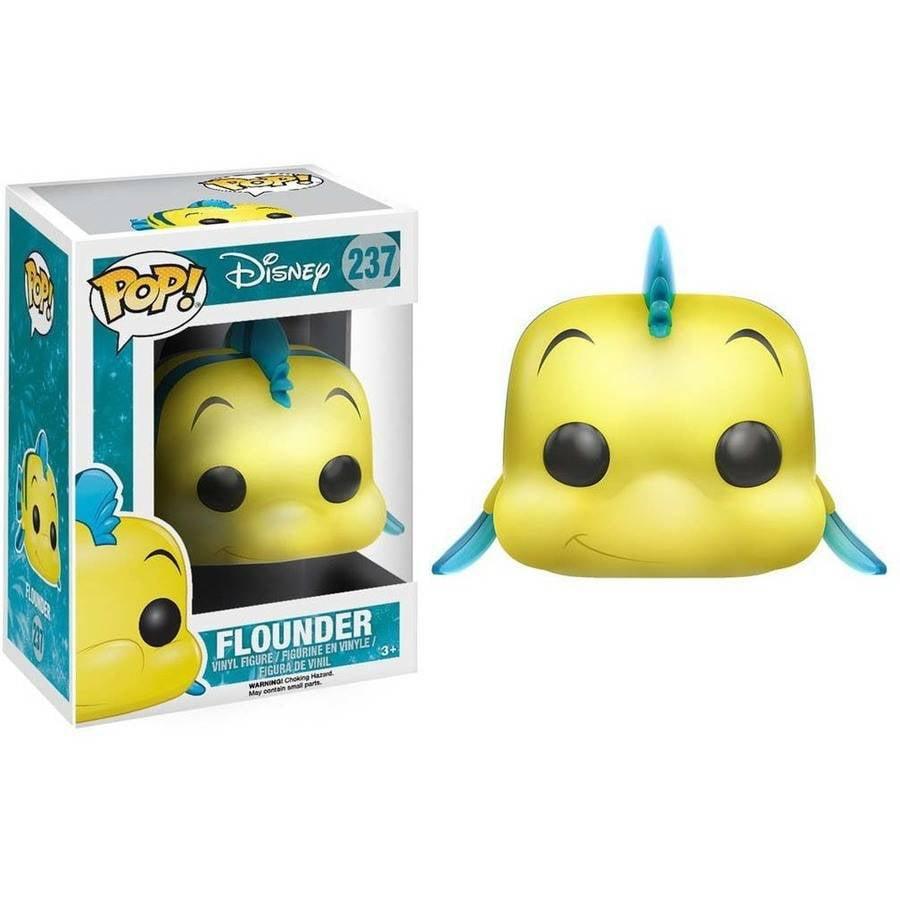 Funko Pop! Disney The Little Mermaid Flounder by Funko