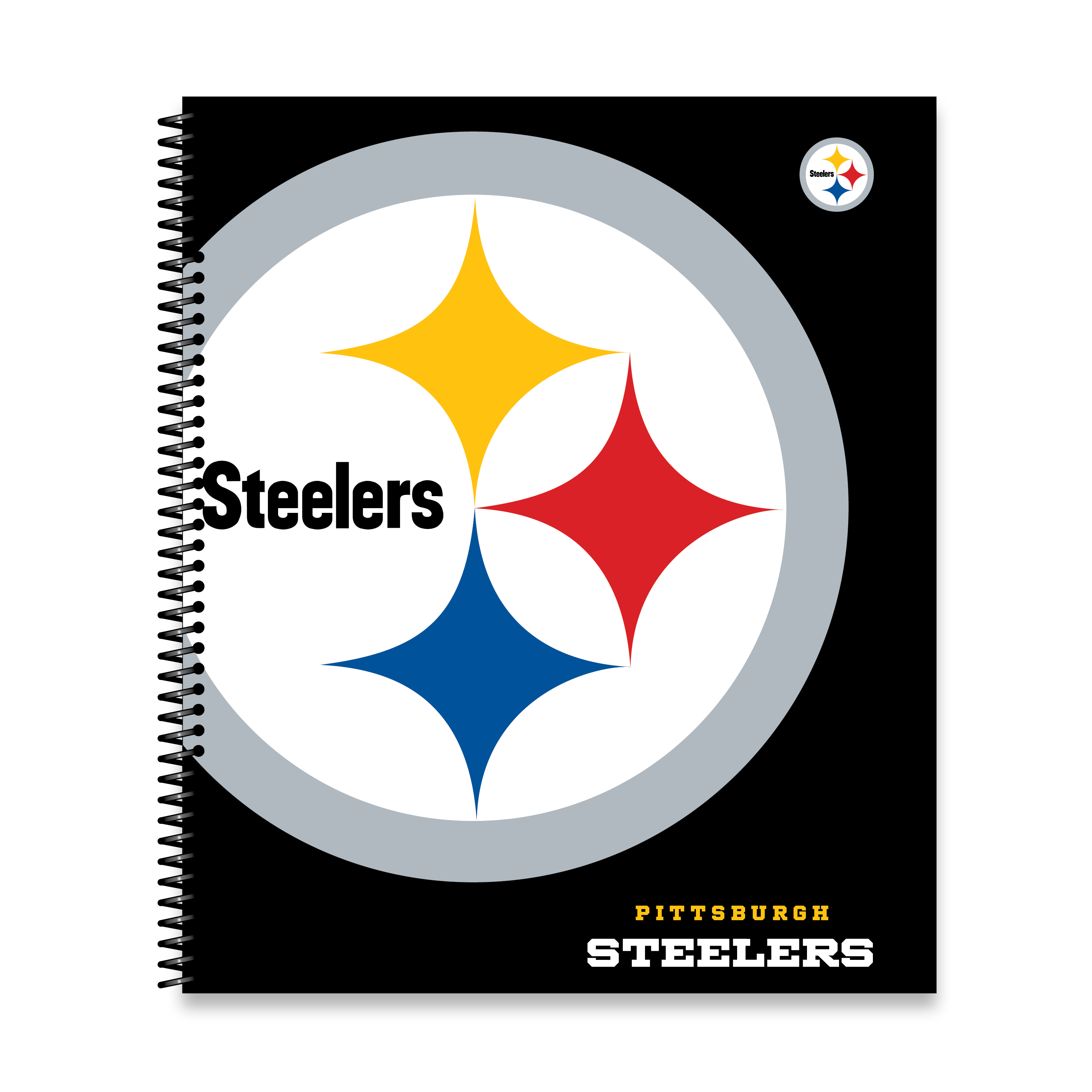 5sub Ntbk Cl3 Pittsburgh Steelers