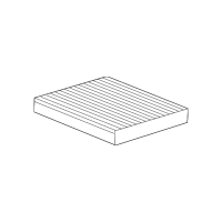 Genuine OE Honda Cabin Air Filter 80292-TGL-E01