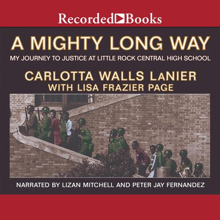 A Mighty Long Way - Audiobook